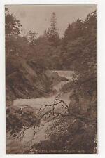 Falls of Lochay nr. Killin, Judges 8181 Postcard, A942