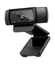 Logitech C920 hd pro 1080p usb webcam