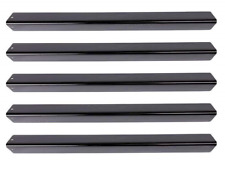 Hongso FB7536 Porcelain Steel Flavorizer Bars Set of 5 (22.5 x 2.25 x 2.25 inch)