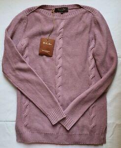 Loro Piana Super Soft Baby Cashmere Cable Knit  Sweater 40/M Pullover 1.100€