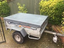 "Larger Erde 142 Tipping trailer (5ft X 3ft 6"")(CASH ON COLLECTION)"