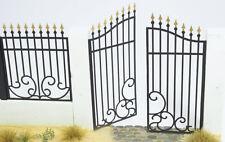 Matho Models 35016 Metal Fence set A - Gate 1:35 scale