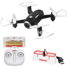SYMA X22W Nano Pocket Drone With Wifi HD FPV Camera  Mini Quadcopter Set Height