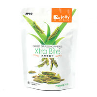 Jolly Natural Xtra Bite Dried Grasshoppers Food Feed Treats for Hamster 20g JP10