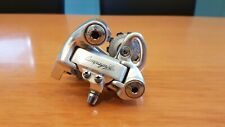 CAMPAGNOLO C-RECORD 8 sp. rear derailleur vintage italian road bike MINT