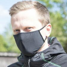 Mundmaske Behelfsmaske für Mund Nase schnelltrocknend waschbar wiederverwendbar