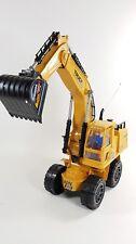 HUGE RC Remote Control Model Construction Excavator Truck JCB Digger Bulldozer