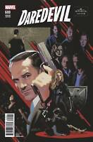 DAREDEVIL #600 AGENTS OF SHIELD VARIANT MARVEL LEGACY COMICS KINGPIN