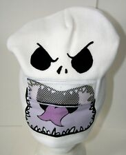Jack Skeleton Nightmare Before Christmas Winter Knit Hat Cap Mask New OSFM