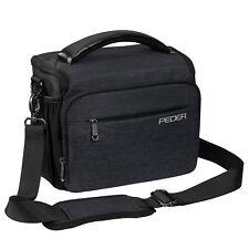 586f15e542862 Kameratasche XL Schulter Foto Tasche mit Zubehörfächer Regenschutz