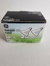 GE 71751 120 Watt Halogen Floodlights Pack Of 2