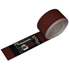 Soft Sander Super - Flex Cloth Sandpaper Abrasive Roll 2.75 In  9 Metres