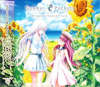 DHL Summer Pockets Original SoundTrack PC Distribution Ver. 3CD Visual Art's/Key