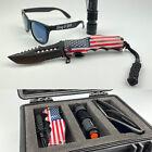 TACTICAL spring assit Pocket Knife CLEAVER RAZOR FOLDING Blade NEW, USA EDC KIT