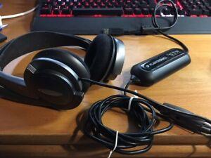 Plantronics dsp-500 Stéréo PC-Casque USB