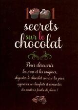 1001  SECRETS   SUR   LE   CHOCOLAT   &   1001    SECRETS   SUR   LE   CAFÉ=NEUF
