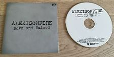ALEXISONFIRE - Born And Raised *MaxiCD* 2-Track City and Colour