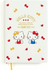 2022 Schedule Book Agenda Planner Sanrio Hello Kitty Diary A6 Weekly