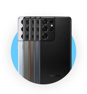 Samsung Galaxy S21 Ultra 5G SM-G998B Dual Sim eSim Smartphone OVP Versiegelt Neu