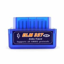 ELM327 Bluetooth Adapter Scanner Torque Android OBDII OBD2 Code Reader Scan Tool