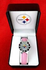 NFL Licensed Pittsburgh Steelers women's ladies watch - NEW in Original Box