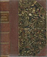 Elisabeth Ostman - Iduns Kokbok - 1911 - Cucina Svedese - Raro - Prima edizione