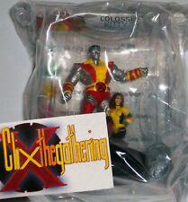 Colossus et Kitty Pryde #101 Carcajou et The X-Men Marvel Heroclix Op Pourpre