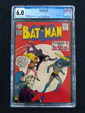 Batman #145  CGC 6.0  DC Comics 2/62