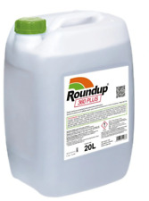 ROUNDUP 20L 360 CONCENTRATE PLUS  ROUNDAP WEEDKILLER PRO  EXTENDED CONTROL