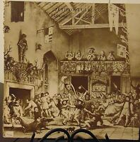 "Jethro Tull – ""Minstrel In The Gallery"" - Orig 1975 Classic Rock Vinyl LP - EX"