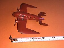 "Vintage 1930's Pressed Steel Wyandotte ""Strato Ship Mystery Plane""  Airplane Toy"