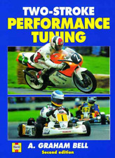 Two-Stroke Engine Performance Tuning Manual Tune Cylinder Port Exhaust 2 stroke