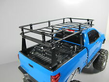 """New Metal Rear Cargo Bed Roof Rack for """"Toy"""" Tamiya R/C 1/10 Toyota Tundra Truck"""