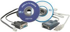 M9K-PC1 KIT PC RJ12, RS232 e USB convertitore adattatore e software vari utilizzi