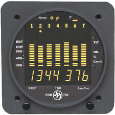 JP Instruments EDM-700 New) 4-Cylinder Engine Monitor