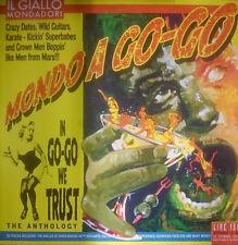 Mondo A Go-Go – In Go-Go We Trust - The Anthology LP Garage Punk Jess Franco