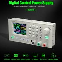 60V 6A WiFi DC-DC Current Step-down Power Supply Module Buck Voltmeter RD6006-w