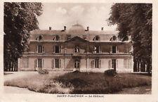 CPA Saint Valérien dans l'Yonne, le chateau , de 1957