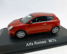 Alfa Romeo Mito 2008 Red 1 43 Model 790031 NOREV