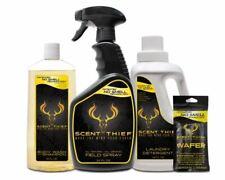 Scent Thief Trophy Pack 24oz Field Spray, Laundry Detergent, Hair & Body Wash