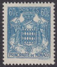 MONACO - 1941 60c Greenish blue - UM / MNH