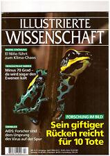 Illustrierte Wissenschaft 4/96 Forschung im Bild