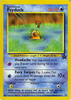 Pokemon Psyduck #20  Black Star PROMO WOTC Black Star Promo NM+ With Tracking