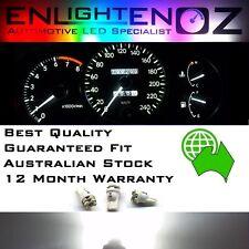 White LED Dash Gauge Light Kit - Suit BMW E30 318i 318is 325i 325is 323i 325e