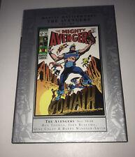 Marvel Masterworks: The Avengers Volume 7 (Hardcover)