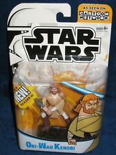Star Wars 2005 Cartoon Network Clone Wars Obi-Wan Kenobi