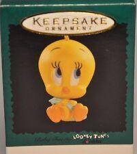 Hallmark - Baby Tweety - Looney Toons - Miniature Ornament