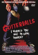 Gutterballs , Hardcore Blood Edition , 100% uncut , region free , Ryan Nicholson