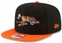 New Era 9FIFTY - Cincinnati Bengals - Original Fit Snap Back Hat (Black/Orange)
