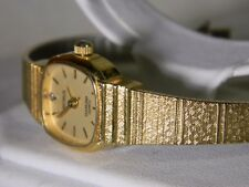 LN Vintage Women's Benrus Genuine Diamond Watch. 60 day Returns. 1 Year Warranty